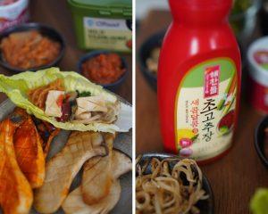 recette du barbecue coréen