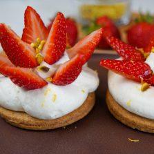 Recette du cheesecake fraises 5 ingrédients