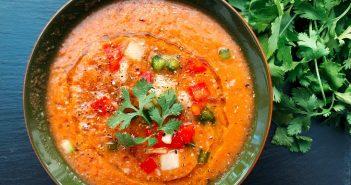Recette du gazpacho facile maison