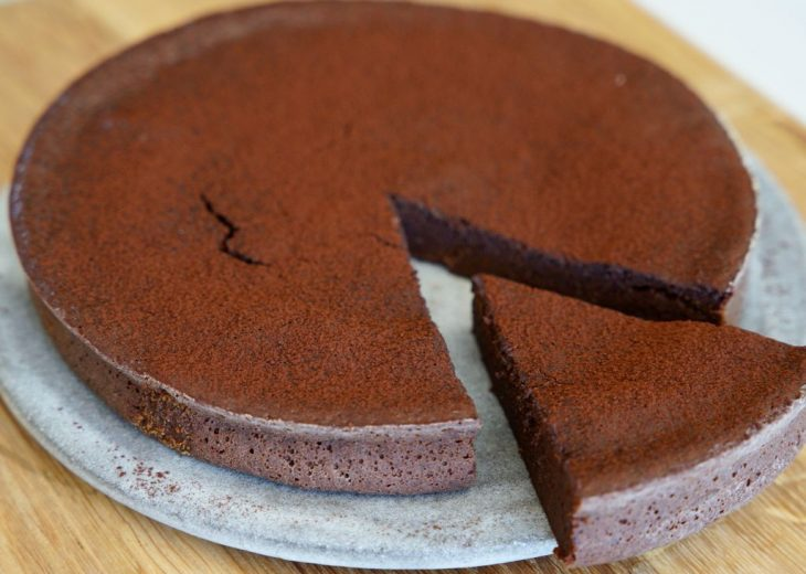 Recette fondant chocolat courgette 5 ingrédients sans beurre