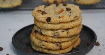 Cookies chocolat macadamia