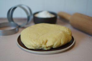pâte sucrée pour tartes et tartelettes