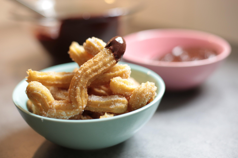 Recette Churros De Fete Foraine churros: recette facile et rapide