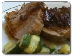 filet mignon porc épices