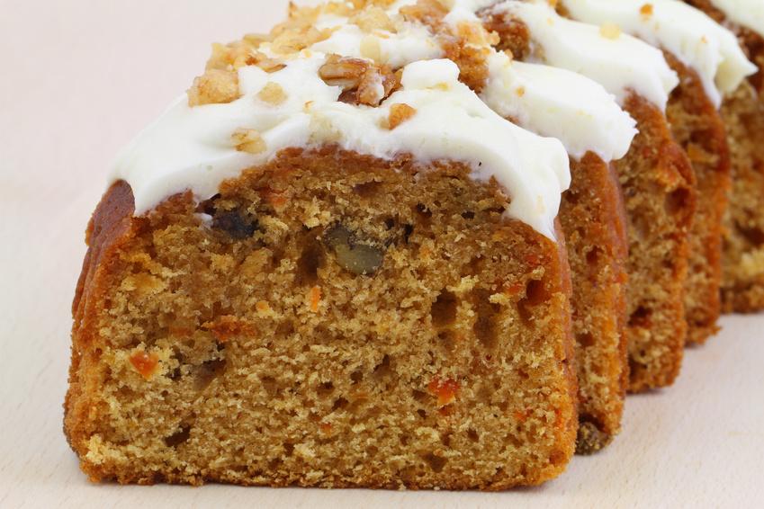 Meilleure Recette De Cake 224 La Carotte Ou Carrot Cake Fondant
