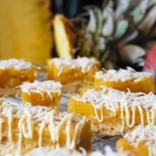 barres exotiques coco mangue ananas