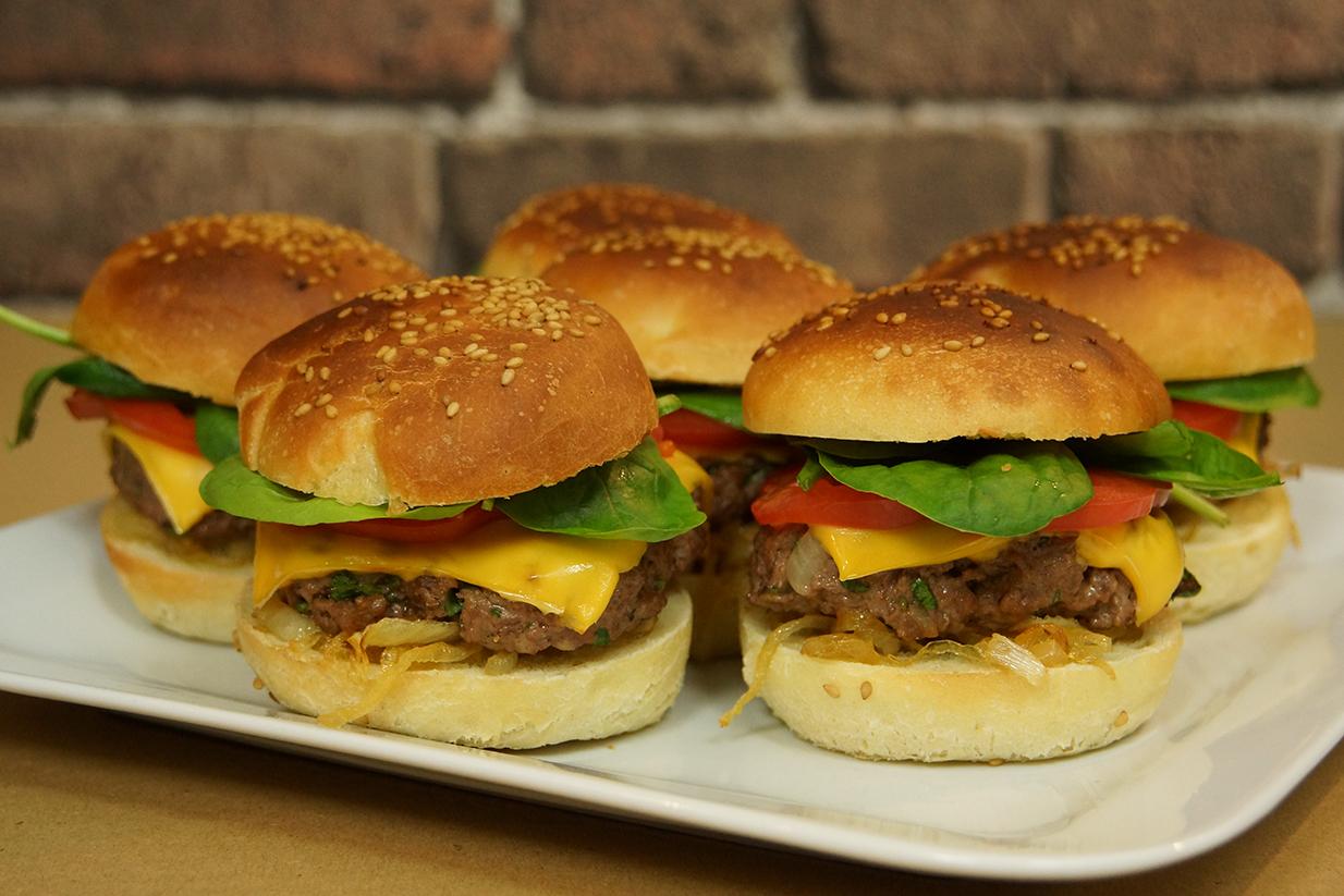Burgers Maison Recette Facile