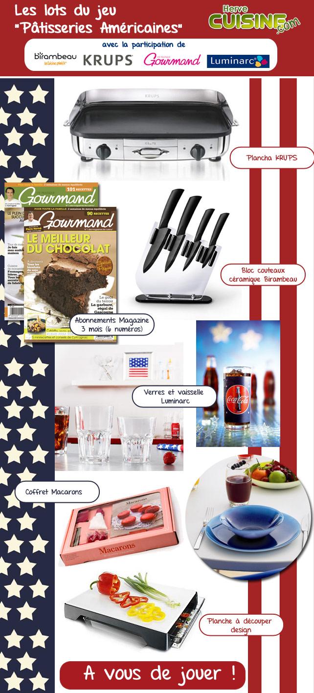 Cadeaux concours jeu cuisine herv cuisine - Jeu concours cuisine ...