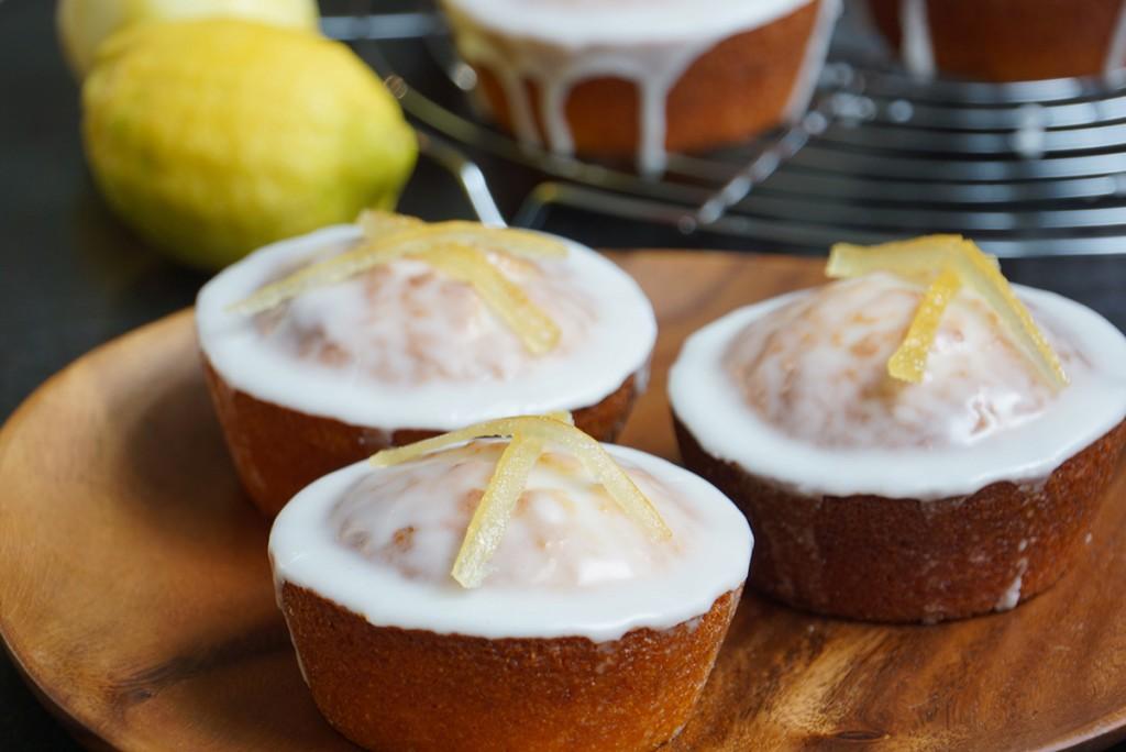 Cake au citron intense par Hervé Cuisine