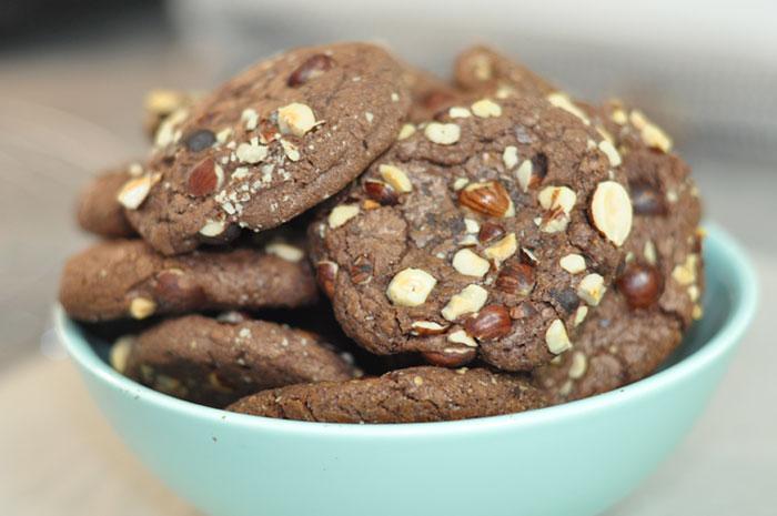 Cookies De Noel Au Nutella Hervecuisine Com
