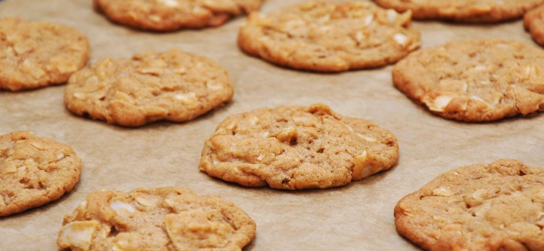 cookies vanille noix de coco Hervé