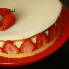 fraisier by Hervé Cuisine