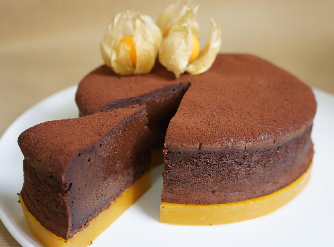 Recette Pop Cake Moelleux Chocolat