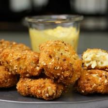 nuggets de poulet maison faciles herve cuisine