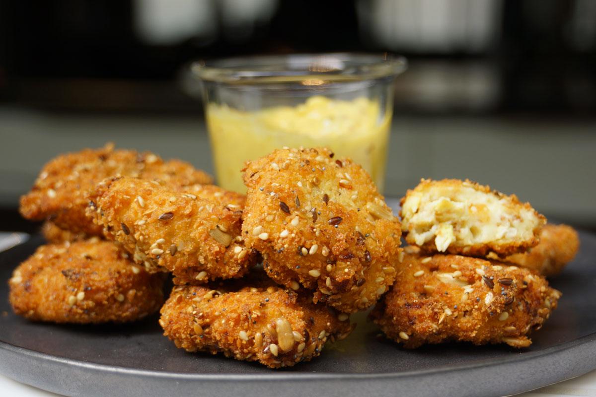Recette nuggets de poulet faciles l 39 indienne et mayonnaise - Cuisine indienne facile ...