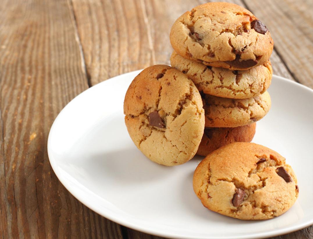 cookies au beurre de cacahu tes. Black Bedroom Furniture Sets. Home Design Ideas