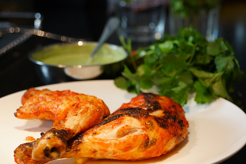 recette poulet tandoori