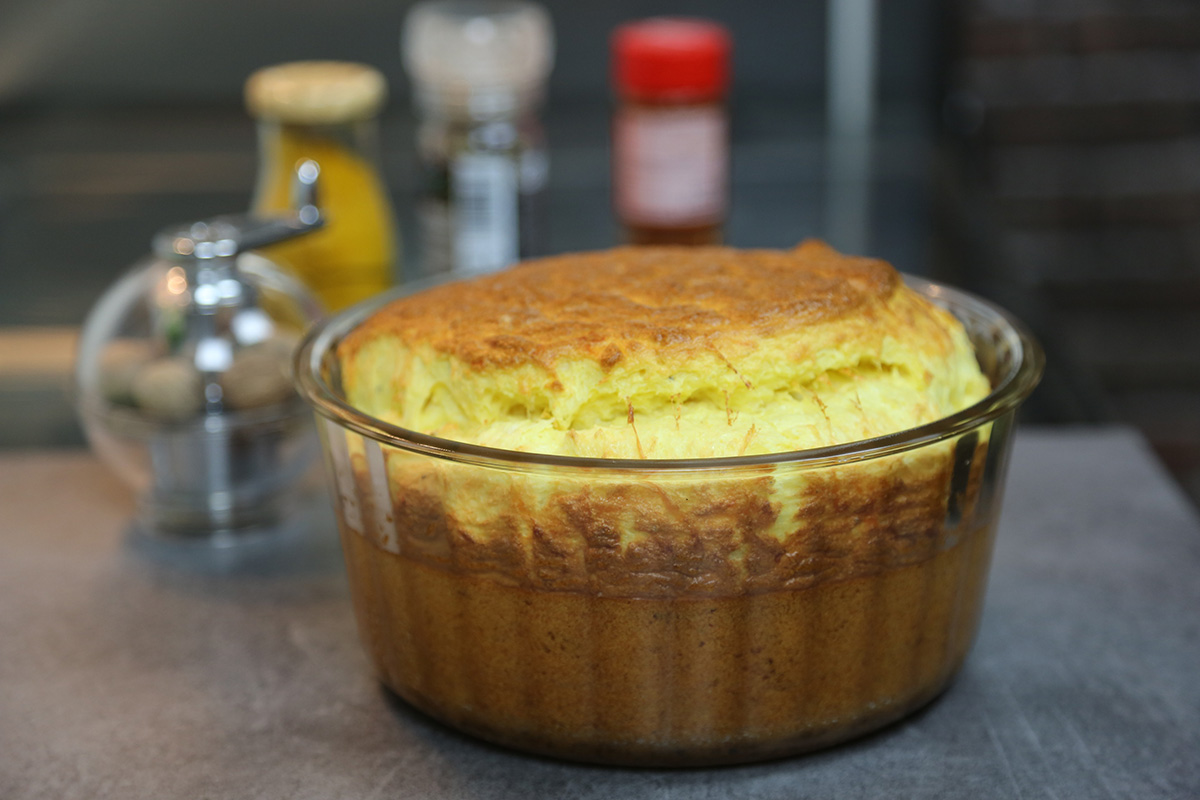 Recette Cake Moelleux Olives Lardons