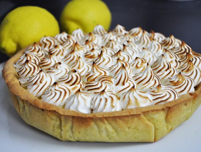 Meilleure recette de tarte au citron meringu e en vid o - Herve cuisine tarte citron ...